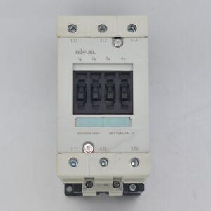 3RT1045-1AV61 AC Contactor  480V Fit for  Siemens 3RT1045-1AV60 Contactor 480V