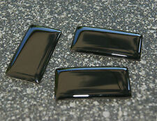 3 x NFC Tag Sticker mit MIFARE Classic® Chip - Epoxy Aufkleber schwarz - 1k