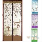Anti Mosquito Bug Magic Magnetic Hands Free Mesh Net Screen Door Mesh Curtain
