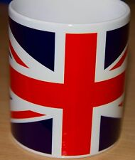 Union Jack GB Mug New
