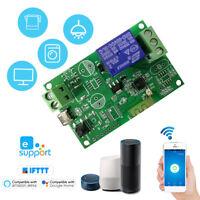 eWeLink 5V/12V/220V WiFi Switch Relay Module Garage Door Switch APP Control M3W3
