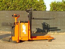 Linde L12 AP Doppelstock Hochhubwagen Deichselstapler Ameise Elektro Stapler