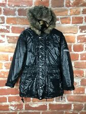 Polo SPORT Ralph Lauren S Vintage 92 Fur Down Parka RRL Space Puffer Ski Jacket