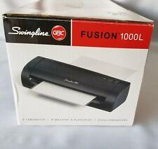 Laminator Swingline Gbc Fusion 1000l 9 Inch Laminator 3mil Open Box