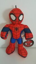 Large 14'' Marvel Plush Spiderman Licensed Stuffed Toy NEW IN BAG NWT