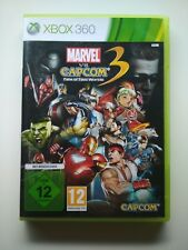 Marvel vs. Capcom 3 : Fate of Two Worlds  Xbox 360