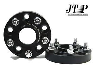 2x 25mm Separadores de rueda para Honda Civic,CRV,Accord,FRV,HRV,Prelude,5x114.3