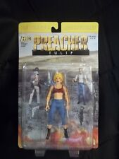 "DC DIRECT ACTION FIGURE NIB PREACHER ""TULIP"" VERTIGO PACKAGE WEAR"