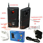 New Anti-Spy RF Signal Bug Detector Hidden Camera Laser Lens GSM Device Finder