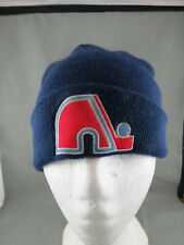 Quebec Nordiques Toque/Wool Hat - By American Needle - Adult One Size
