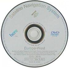 DVD GPS Honda DVD Satellite Navigation System version 3.A0 Europe 2017