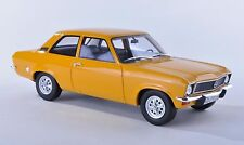 BoS 1973 Opel Ascona A Dark Yellow 1:18 LE 1000 Rare Find*New!