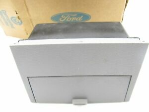 NOS Ford F6HZ-8004810-AAB Instrument Dash Panel Pocket Tray 1996 Sterling Truck
