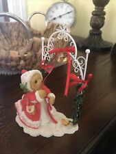 Cherished Teddies 2012 Figurine, Belle, 20Th Anniversary, 4024338, Winter, Nib