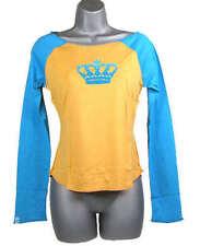 Camisas y tops de mujer adidas color principal azul