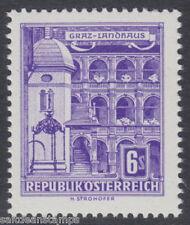 AUSTRIA - 1960 6s. Violet - UM / MNH