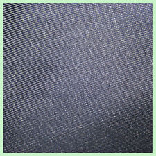 5 Yards Stretch Denim Fabric 52 / 54 inches wide sold by the yard Navy Blue