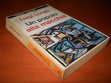 LONGO, Un popolo alla macchia - Editori Riuniti, II° edizione 1965