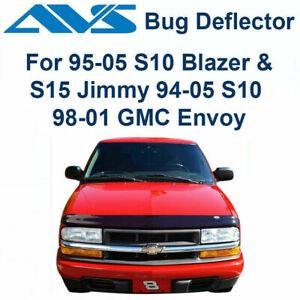 Hood Stone Guard-Bugflector Ii(R) Stone/bug Deflector Auto Ventshade 24723
