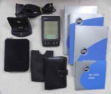 Palm Viix Pda Handheld Pocket Organizer w/ Keyboard Manuals & Software