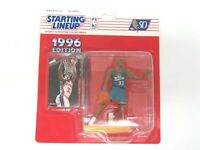 Starting Lineup Action Figure GRANT HILL Detroit Pistons 1996 Kenner