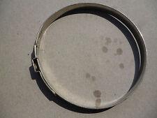 Schelle Ohrschelle Oetiker für Achsmanschette Faltenbalg Durchmesser ca 93mm