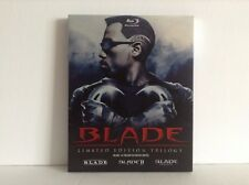 Blade: Limited Edition Trilogy Collection [Blu-ray] *NEW*