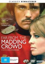 Far from the Madding Crowd (1967) NEW R4 DVD