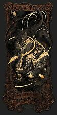 Aaron Horkey Lord of the Rings Fellowship of the Ring Variant Poster Art Print