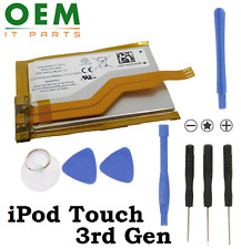 For Apple iPod Touch 3rd Gen Generation Replacement Battery 3.7V With Tools