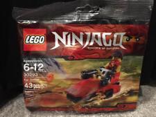 Lego Ninjago - KAI DRIFTER - Store Promo - 30293 - Brand NEW - Sealed