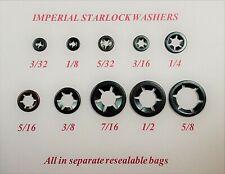 Copriasse Rondelle per IMPERIAL ROUND PUSH dell'albero per afferrare clip di fissaggio 3/32-5/8