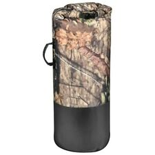 MOSSY OAK WINDTHROW WATER PROOF DUFFLE BAG.