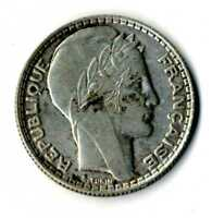 Moneda Francia 1930 10 francos Liberte Egalite Fraternite plata. 680 silver coin