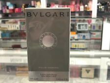 BVLGARI AFTER SHAVE LOTION 100 ML COMPANY SEALED