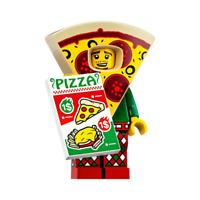 LEGO Minifigure Pizza Costume Guy Series 19 71025 REAL LEGO®!