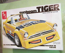 Amt Sunbeam Tiger Ford Powered Kit # 2003 Stock or Custom 1979 Issue Unbuilt