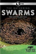 Nature: The Gathering Swarms (DVD, 2014) SEALED