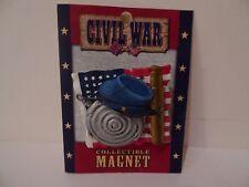 Civil War Yankee Flag Hat Refrigerator Magnet (S6