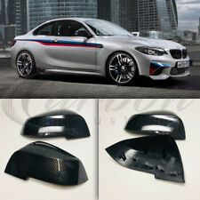 BMW 2 Series F87 M2 Carbon Effect Wing Mirror Covers 2015 + M Sport Mperformance