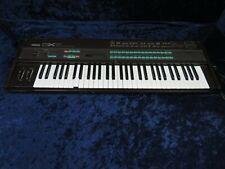 .Yamaha DX7 Digital Synthesizer Keyboard Ser#isi7815-20 Great Condition!