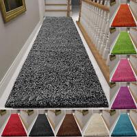 Non Slip Shaggy Rugs Hallway Runner Rug Living Room Bedroom Kitchen Floor Mat