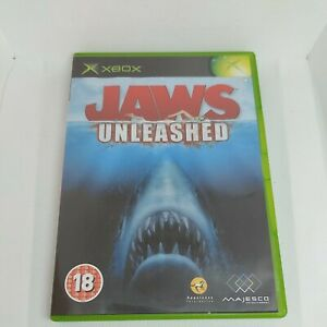 Jaws Unleashed - Original Xbox - Complete - PAL