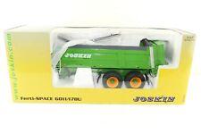 Ros 602205 is the superb model of the Joskin 6011/17BU Ferti-Space Muck spreader
