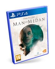 The Dark Pictures Anthology Man of Medan PS4 Pal España Nuevo FISICO precintado