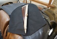 PORSCHE 356 SPEEDSTER SIDE CURTAIN BAG 54-58 *KK EXCLUSIVE