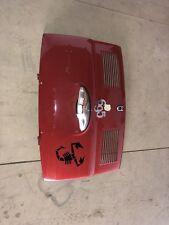 COFANO POSTERIORE (VANO MOTORE) FIAT 500 F-L-R EPOCA