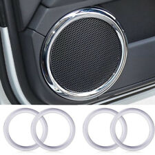 Fit For 07 15 Jeep Patriot 08 14 Compass Door Stereo Speaker Collar Cover Trim Fits 2012 Jeep Patriot