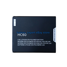 New Hc60 Battery For Motorola Moto C Plus Dual Sim Xt1723 Xt1724 Xt1725