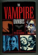The Vampire Omnibus by Peter Haining (ed) first edition thus